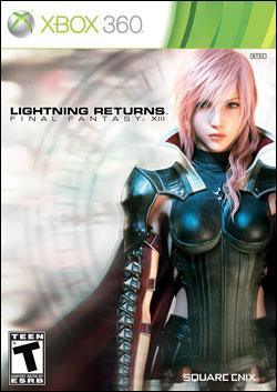Lightning Returns: Final Fantasy XIII (Xbox 360) by Square Enix Box Art