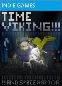 TIME VIKING!!!!!ANDSPACERAPTOR (Xbox 360 Arcade) by Microsoft Box Art