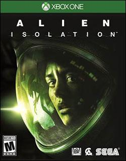 Alien: Isolation (Xbox One) by Sega Box Art