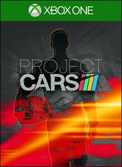 Project CARS (Xbox One) by Ban Dai Box Art
