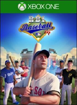 R.B.I. Baseball '14 Box art
