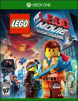 The LEGO Movie Videogame (Xbox One) by Warner Bros. Interactive Box Art