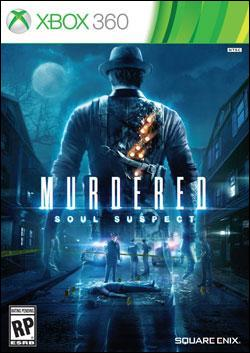 Murdered: Soul Suspect (Xbox 360) by Square Enix Box Art