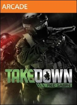 Takedown: Red Sabre (Xbox 360 Arcade) by 505 Games Box Art
