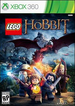 LEGO The Hobbit (Xbox 360) by Warner Bros. Interactive Box Art