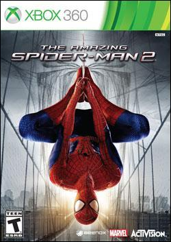 The Amazing Spider-Man 2 (Xbox 360) by Activision Box Art
