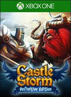 CastleStorm (Xbox One) by Microsoft Box Art