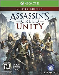 Assassin's Creed: Unity (Xbox One) by Ubi Soft Entertainment Box Art