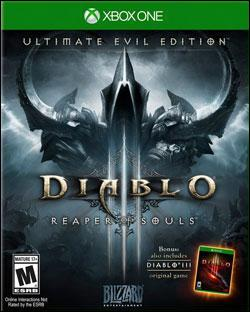 Diablo 3: Ultimate Evil Edition (Xbox One) by Activision Box Art