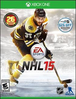NHL 15 (Xbox One) by Electronic Arts Box Art