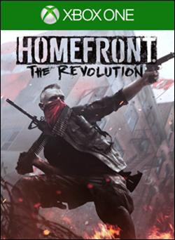 Homefront: The Revolution (Xbox One) by Deep Silver Box Art