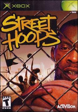 Street Hoops (Xbox) by Activision Box Art