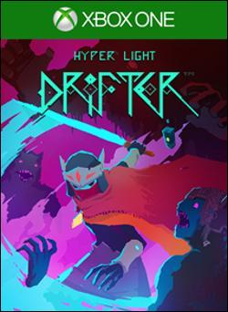 Hyper Light Drifter (Xbox One) by Microsoft Box Art