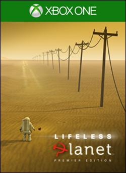 Lifeless Planet: Premiere Edition (Xbox One) by Microsoft Box Art