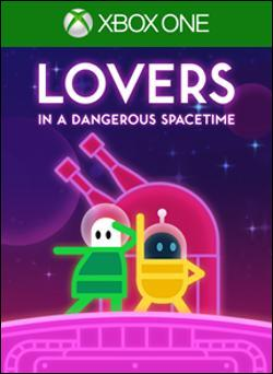 Lovers In a Dangerous Spacetime (Xbox One) by Microsoft Box Art
