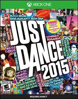 Just Dance 2015 (Xbox One) by Ubi Soft Entertainment Box Art