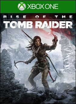Rise of the Tomb Raider (Xbox One) by Square Enix Box Art