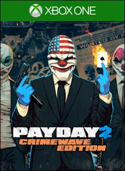 Payday 2: Crimewave Edition (Xbox One) by 505 Games Box Art