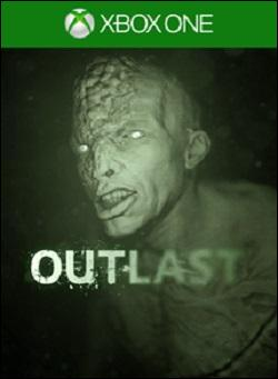 Outlast (Xbox One) by Microsoft Box Art