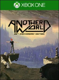Another World: 20th Anniversary Edition (Xbox One) by Microsoft Box Art