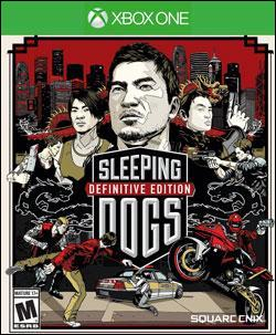 Sleeping Dogs: Definitive Edition (Xbox One) by Square Enix Box Art