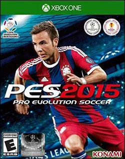 Pro Evolution Soccer 2015 (Xbox One) by Konami Box Art