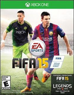 FIFA 15 (Xbox One) by Electronic Arts Box Art