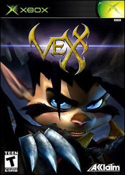 Vexx (Xbox) by Acclaim Entertainment Box Art
