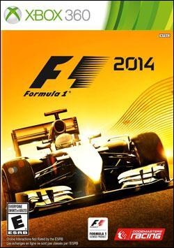 F1 2014 (Xbox 360) by Codemasters Box Art