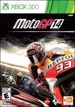 MotoGP 14 Box art