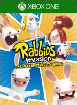 Rabbids Invasion : The Interactive TV Show (Xbox One) by Ubi Soft Entertainment Box Art