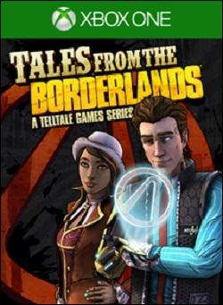 Tales from the Borderlands (Xbox One) by Telltale Games Box Art