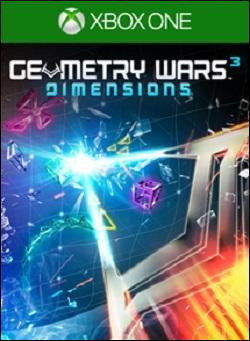 Geometry Wars 3: Dimensions (Xbox One) by Microsoft Box Art