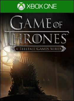 Game of Thrones: A Telltale Games Series (Xbox One) by Telltale Games Box Art