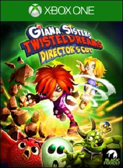 Giana Sisters: Twisted Dreams Director's Cut (Xbox One) by Microsoft Box Art