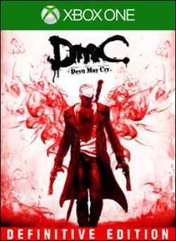 DMC Devil May Cry - Definitive Edition (Xbox One) by Capcom Box Art
