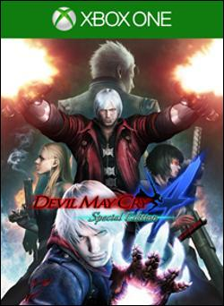 Devil May Cry 4 - Special Edition (Xbox One) by Capcom Box Art