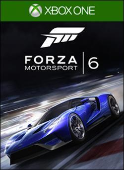 Forza Motorsport 6 (Xbox One) by Microsoft Box Art