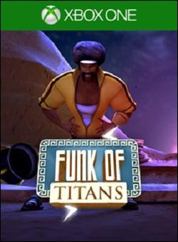 Funk of Titans (Xbox One) by Microsoft Box Art