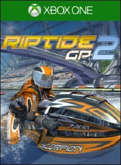 Riptide GP2 (Xbox One) by Microsoft Box Art