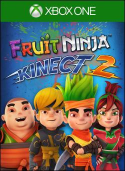Fruit Ninja Kinect 2 (Xbox One) by Microsoft Box Art
