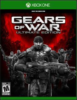 Gears of War: Ultimate Edition (Xbox One) by Microsoft Box Art