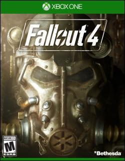 Fallout 4 (Xbox One) by Bethesda Softworks Box Art