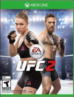 EA Sports UFC 2 (Xbox One) by Electronic Arts Box Art
