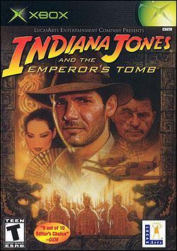Indiana Jones and the Emperor's Tomb (Original Xbox) Game Profile