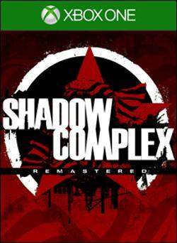 Shadow Complex Remastered (Xbox One) by Microsoft Box Art