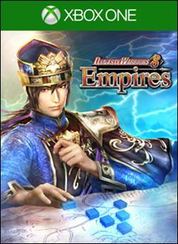 DYNASTY WARRIORS 8 Empires (Xbox One) by KOEI Corporation Box Art