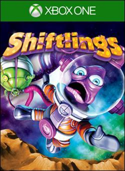 Shiftlings (Xbox One) by Microsoft Box Art
