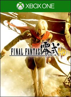 Final Fantasy Type-0 (Xbox One) by Square Enix Box Art