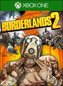 Borderlands 2 (Xbox One) by 2K Games Box Art